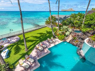 Luxury Estate~Spectacular Location~Heated Pool~Private Beach Access!