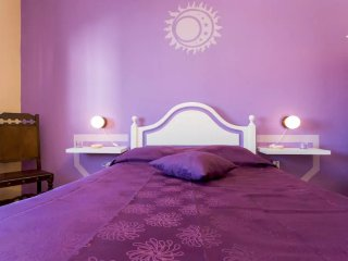 Guesthouse - Purple Double Room II