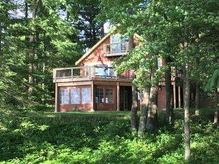 Cabin on Long Lake, Birchwood
