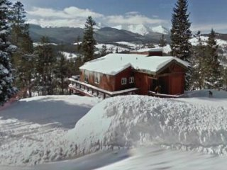 Luxury Custom Home Retreat w/Million Dollar Views!, Breckenridge