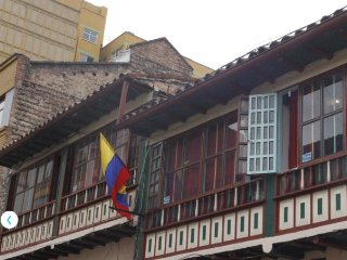CANDELARIA MAGICA (STAYING WITH ART), Bogota