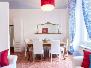 Visconti Suite apartment in Prati with WiFi, airconditioning & lift.