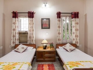 At Narayaniz Ace Guesthouse Room 1, MINISTRY OF TOURISM GOI CERTIFIED