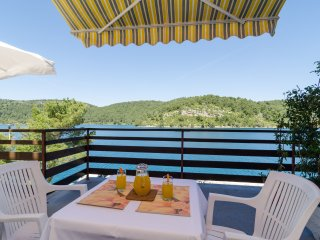 Great studio in National Park Mljet