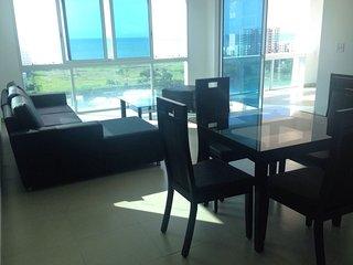 Sala comedor del apartamento