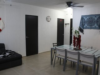 Apartment with Pool ans wifi ORQUIDEA, Playa Paraiso