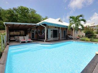 Superbe villa 4CH, piscine, vue mer, proche plage et surf