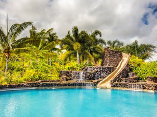 Kauai Fun House - Huge Pool With Slide - 5 Bedroom, Kilauea