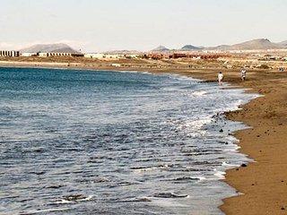 Flat at few feets from La Tejita beach, Tejina