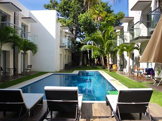 Amazing Studio Near 5th Ave,Golf Course,Beach., Playa Paraíso