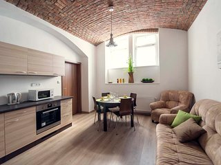 Modern and roomy apartment close to the centre