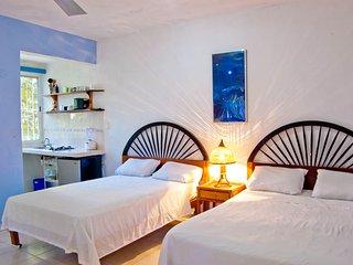 Estudios equipados en Playa Del Carmen, Playa Paraíso