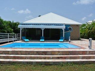 Villa ANAHATA : Piscine, 3 chambres, Sainte-Anne