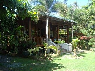 Tropical Bungalow -  Asian Heritage Concept, Labuan Town