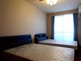 Parking-Kid-WiFi FREE★ Sky Tower Apt 3BR #5632243, Okinawa