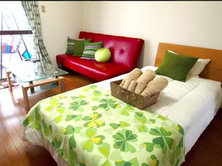 Amazing Naha Central Apt 1BR F/WiFi#5709005