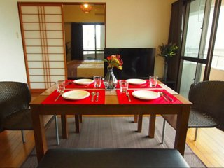 Center of Naha Downtown 2BR f/WiFi  #6173366