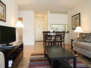 Nice and Cozy Apartment WIth 1 Bedroom And 1 Bathroom - Fitness Center, New York City