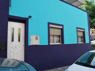 Casa en planta baja c/ garaje a 3´ centro ciudad
