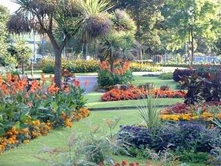 Tranance gardens in Newquay