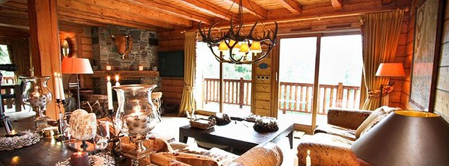 Chalet Le Mouflon, Self-catered chalet, Sleeps 10