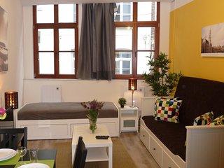 Studio 3p. en plein centre historique de Bruxelles