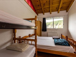 Alberg La Solana - 1 - Quadruple Room (4 Adults), Salas de Pallars