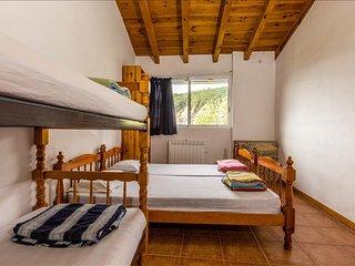Alberg La Solana - 2 - Habitación Cuádruple (4 Adultos), Salas de Pallars