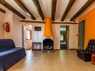 Alberg La Solana - 3 - Group/Family Room (4 - 6 persons) - Reduced Movility, Salàs de Pallars