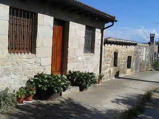 Casa de piedra con wifi gratuito para 2-4 personas