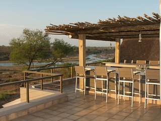 Kruger Fish Eagle Private Lodge