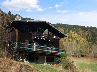 Cozy chalet 1.5km from the slopes, Les Contamines-Montjoie