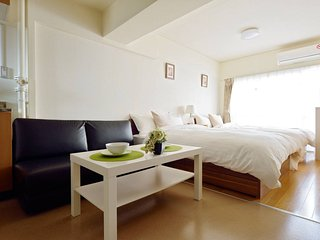 5 beds, Namba Cozy Apartment portable WiFi, Osaka