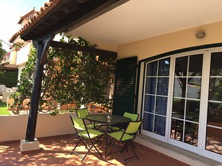 2 bedroom apartment with private terrace on one level in Old Village Vilamoura, Vilamoura