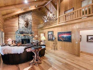 Amazing Log Home, Estes Park