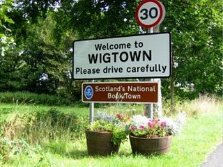 Wigtown Women's Rooms - Gertrude