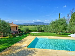 Luxury Villa Nora with private pool near Florence, Empoli