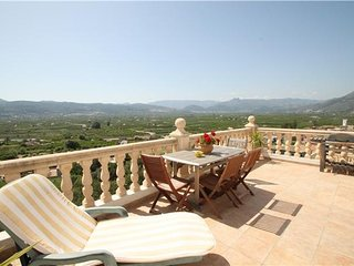 Spacious villa for two families, Sanet y Negrals
