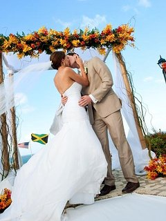 The Tryall Club is a great romantic destination for a luxury wedding...