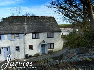 Jarvis Holiday Cottage, Boscastle