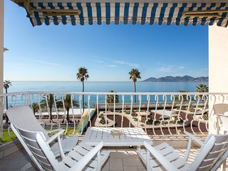 2 Bedrooms with sea view 329, Cannes