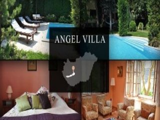 Angel Villa at Lake Balaton