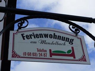 Ferienwohnung-am-Mandelbach, Mandelbachtal