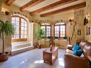 An Original Converted  Farmhouse, Gharb