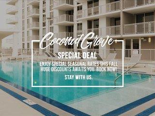 MIAMI - Coconut Grove 3BR Furnished Suites near Downtown, Miami
