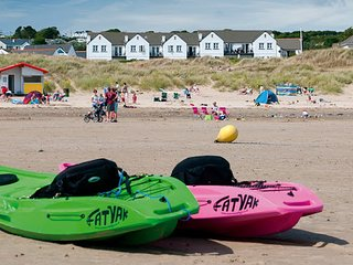 Clover Cottage - Croft Acre Holiday Cottages Port Eynon Beach in Gower, Swansea!