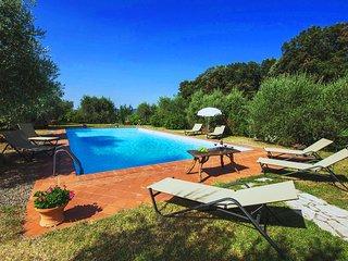 Bellaria Il Triangolo appartamento con piscina e giardino privato