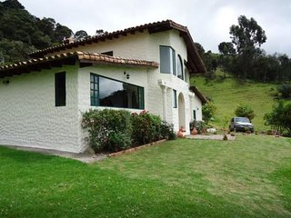 Beautiful country house near to Bogotá, Cogua