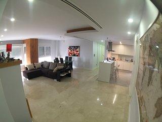 Moderno apartamento en el centro