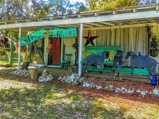 The Sleeping Porch at Boerne Stage Ranch